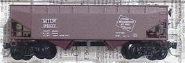 Micro Trains Kadee 55300 Milwaukee 33' Hopper 94537 - $26.50