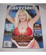 Easyriders Magazine Issue 366 Dec 2003 Harley's 100th Celebration, Free ... - $11.85