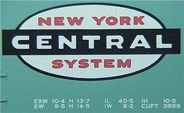 Micro Trains Kadee 20390 NYC 40' Boxcar 166780 - $26.00