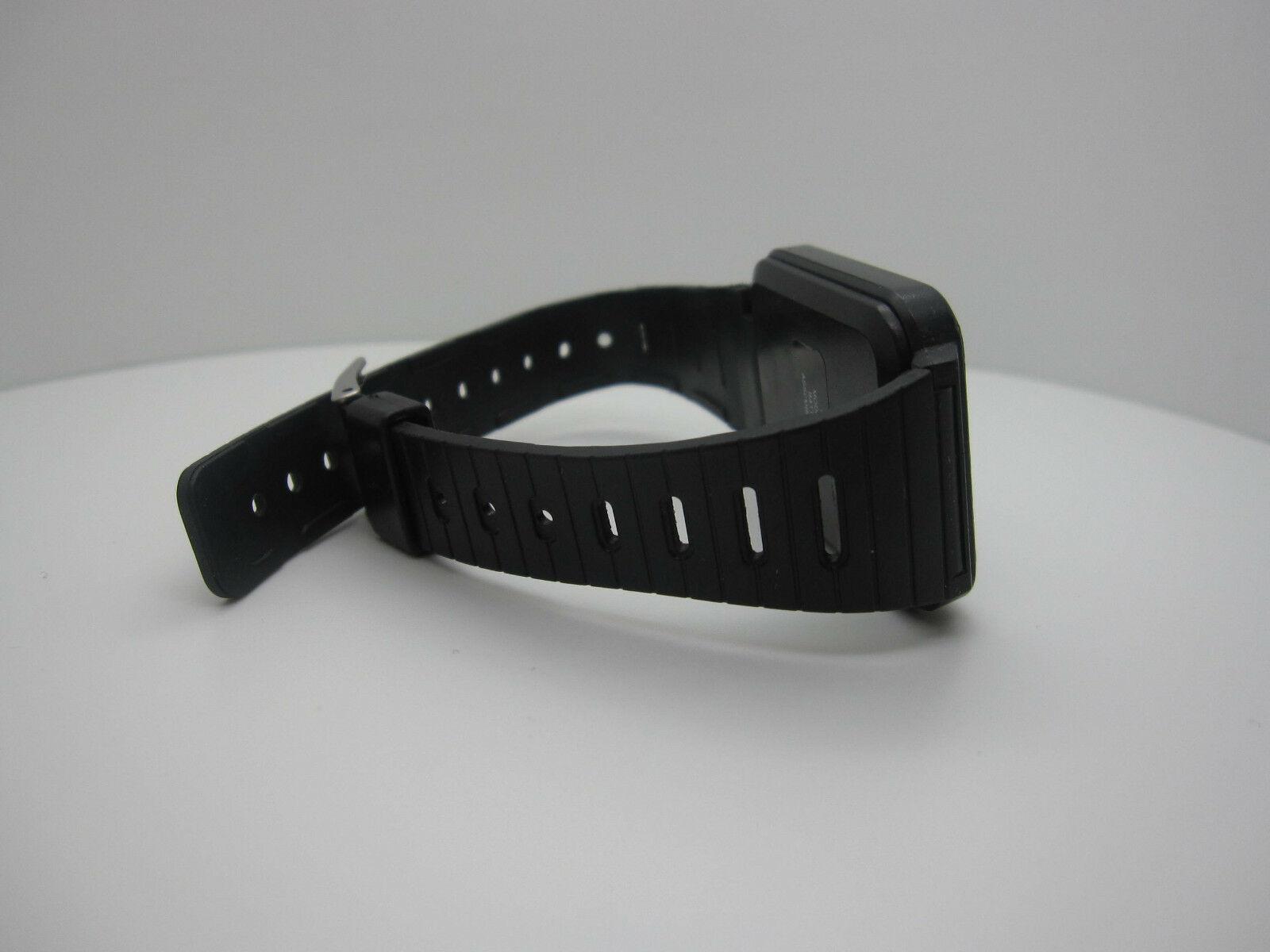 Vintage Sharp Chrono/Alarm/Chronograph Digital Watch