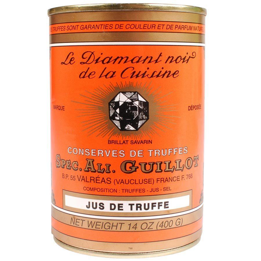 Winter Black French Truffle Juice - 12 x 14.00 oz - $975.24