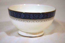 "Royal Doulton 2001 Sherbrooke Open Sugar Bowl 4 1/2"" - $24.25"