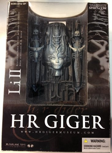 McFarlane Toys H.R. Giger: LI II Limited Edition Sculpture by Unknown
