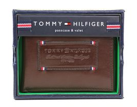 Tommy Hilfiger Men's Premium Leather Credit Card ID Wallet Passcase 31TL220061 image 9