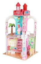 Teamson Kids Shopping Center with Figurines Transitional Doll House - $89.09