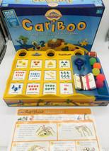 Cariboo Board Game Complete Beginner Advanced Cards Cranium Treasure Hun... - $69.29