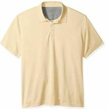 Van Heusen Men's 2XLT Slim Fit Air Performance Ottoman Stripe Polo Shirt