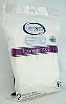 Hoover Y & Z Vacuum Bag WINDTUNNEL Tempo Anti Microbial Microfiltration 12 Pack - $17.40