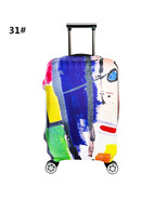 Trolley Travel Luggage Protective New Design Cover Case Famale Dust Rain... - $19.00+