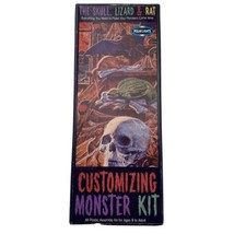 Customizing Monster Kit Skull Lizard Rat Polar Lights Model Kit - $24.74