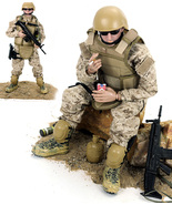 12' action figure 1/6 size 30cm height soldier figure model toy - $28.00