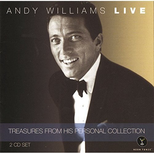 Andy williams   treasures from his personal collection   2 cd