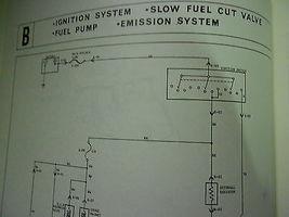 1977 Mazda B-1800 Truck Elektrisch Wiring Service Reparatur Shop Manuell 77 image 5