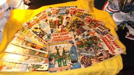 Sgt. Fury Gigantic Lot * Issues 30 To 122 Mixed * Gd To Vf * 20% Off Guide!!!!!! - $100.00