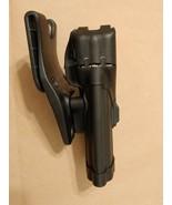 BlackHawk Serpa Level 3 Auto Lock Duty Holster Matte Sz 16 H&K P2000 Lef... - $24.75