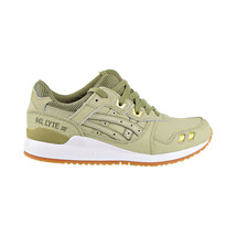 Asics Gel-Lyte III Women's Shoes Khaki-Khaki 1192A114-300 - $79.95