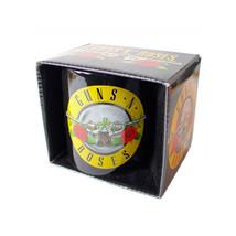 GUNS N ROSES Bullet Seal Logo Boxed Ceramic Coffee Cup Mug - £10.37 GBP