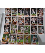 2012 Topps Series 1 & 2 Baltimore Orioles Team Set of 23 Baseball Cards - $4.99