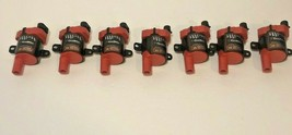 Car Bole 8x Ignition Coils Kit W/ 8x Spark Plug Wires For GMC Chevy D585... - $110.00