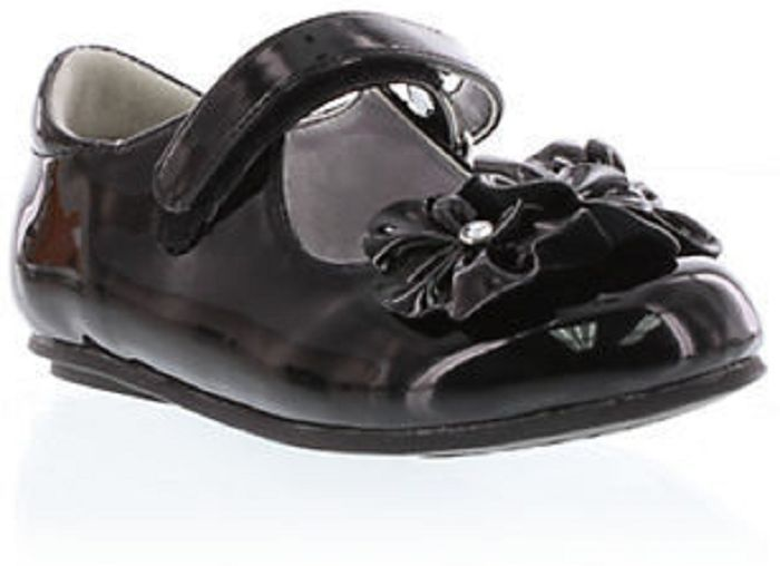Primary image for I Love yokids Girls Little Claudia Flats Shoes, Black, US 5, EUR 21, MSRP $52