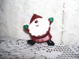CHRISTMAS PIN SANTA CLAUS HALLMARK - $12.60