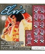 Elvis Presley 2002 California Scratcher - $2.50