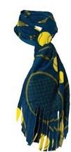 Tenis Fleece Scarf - Navy - $9.99