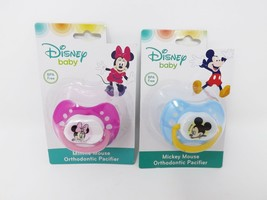 Disney Baby Mouse Orthodontic Pacifier - New - $5.99