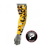 Titanium Baseball Sports Compression Arm Sleeve (Yellow) Digital Camo - $7.99