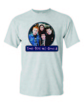 The Young Ones T-shirt retro 80s comedy British TV 100% cotton graphic tee image 2