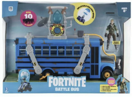 Fortnite Battle Bus Deluxe Vehicle Pack NEW 2020 Toy w/ Figure FREE SHIP - $59.39