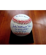PAUL BLAIR MOTORMOUTH 4X WSC CHAMPS 2X ALL-STAR STAT SIGNED AUTO BASEBAL... - $148.49