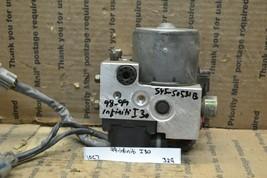98-99 Infiniti I30 ABS Control Unit OEM 476000L705 Module 329-10C7 - $27.69