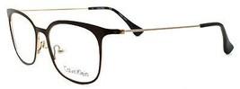 Calvin Klein CK5432 210 Eyeglasses Frames PETITE 47-17-135 Chocolate  - $52.16