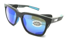 Costa Del Mar Sunglasses Pescador Net Gray W/Blue +Side Shields/Blue Mir... - $254.80