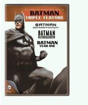 Batman: Triple Feature [New DVD] Boxed Set - $47.70