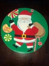 Santa Plate - $19.68