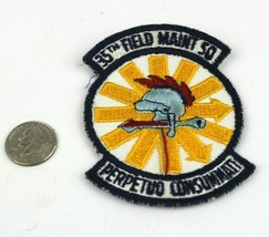 Vintage Air Force Patch 35th Field Maintenance - $9.47