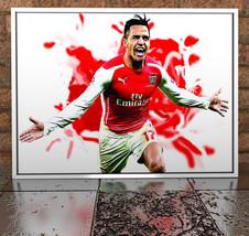 Alexis Sanchez Arsenal Painting Poster Print - ... - $11.99 - $49.99