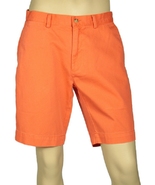 Polo Ralph Lauren Men's Classic-Fit Flat-Front Chino Shorts , Resort Ora... - $49.49