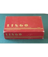 Lingo Game Of Slanguage Golden 1985 Complete Contents VGC - $11.00