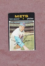 1971 Topps # 160 Tom Seaver New York Mets - $7.99