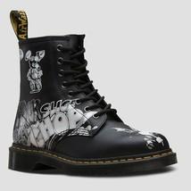 Dr. Martens 1460 Rick Griffin Women's Boots Size US 8 EU 39 NEW - $118.00