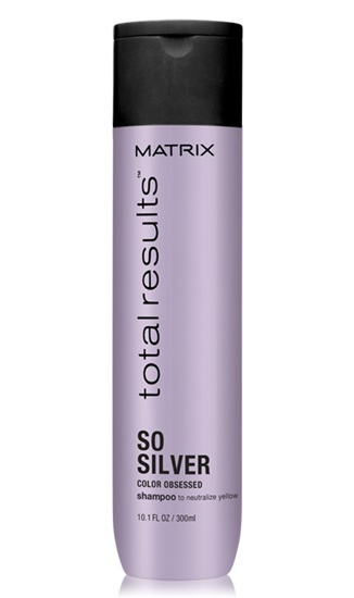 Primary image for Matrix Total Results Color Obsessed So Silver Shampoo 10.1 oz