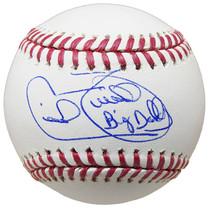 Cecil Fielder Signed Official MLB Baseball w/Big Daddy - $119.00