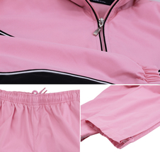 Women's Casual Jogger Gym Fitness Running Working Out Straight Leg Tracksuit Set image 9