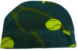Tenis Fleece Beanie - 2pc/pack (Green or Navy) - $11.99