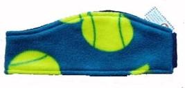 Tenis Fleece Ear Warmer - 3pc/pack (Green or Navy) - $12.99