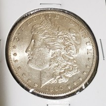 1890S MORGAN SILVER DOLLAR COIN Lot# A 506