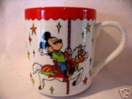 MICKEY MINNIE MOUSE DONALD DUCK Mug Cup Walt Disney Souvenir Childs Drinking - $7.99